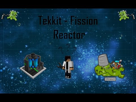 Tekkit - Fission Reactor