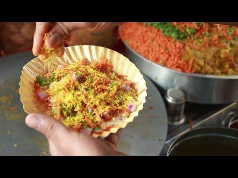 Dahi Papdi Chaat Making | Hyderabad Street Food | Indian Street Food | Food Amigos
