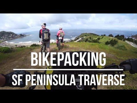 Bikepacking - SF Peninsula Traverse - Dusty Betty Women's Mountain Biking