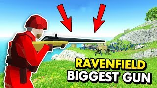 NERF WAR BATTLES IN RAVENFIELD (Ravenfield Funny Gameplay) - PakVim