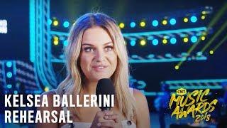 """2018 CMT Music Awards   Kelsea Ballerini Rehearsal   """"I Hate Love Songs"""""""