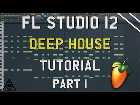 How To Make Deep House | FL Studio 12 | 2017 Tutorial Part #1 (Piano & Chords)