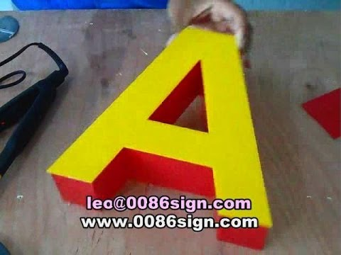 acrylic bender/acrylic bending tool/how to make 3D channel letter/LED sign maker