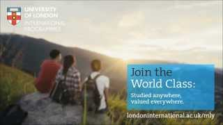 Download My University of London experience: New Su Ann Video