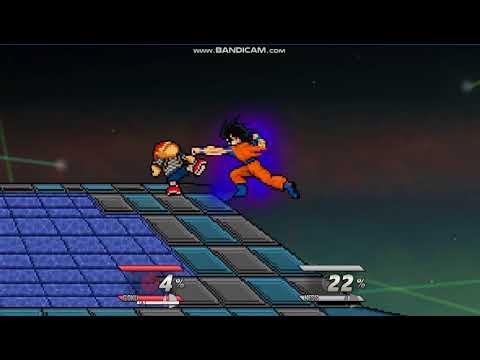 Super smash bros crusade v0.9.1 FINALE UNLOCKING AND SHOWCASING GOKU
