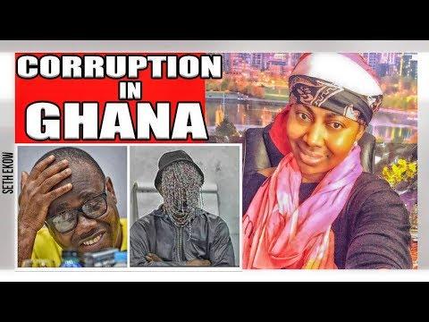 Eh Corruption In Ghana By Evangelist Maame Anokyewaa