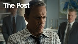 "The Post | ""Those Days Have To Be Over"" TV Commercial 