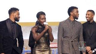 Black Panther Asian Premiere in S. Korea (Busan Panther)  감사합니다!