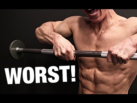 World's Most Dangerous Exercises! (UPRIGHT ROWS)