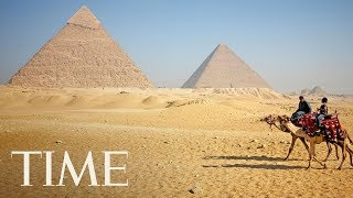 Scientists Just Found A Hidden Chamber In The Great Pyramid Of Giza: Newest Big Discovery | TIME