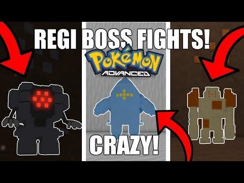 REGI BOSS FIGHTS!!! *CRAZY* - Pokemon Advanced (Episode 3)