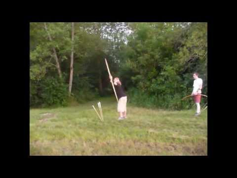 Real Medieval Archery