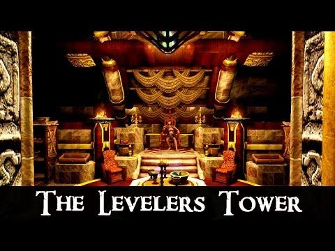 Skyrim Mod Spotlight - The Levelers Tower part 2