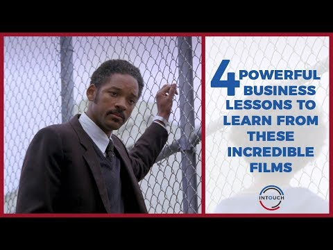 4 Business Lessons To Take From These Incredible Films