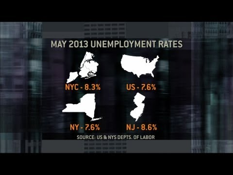 Sequester Will Cause Cuts to Federal Unemployment Benefits | MetroFocus
