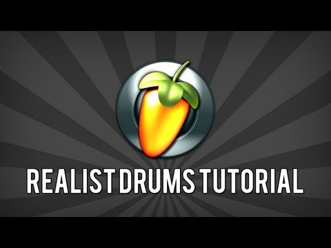[FL Studio] How to Make a Realistic Drum Pattern