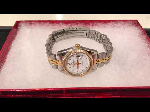 House of Sumner Fine Jewelry & Collectables-2 Watches going Bye Bye