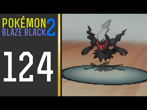 Pokémon Blaze Black 2 - Episode 124: Cresselia and Darkrai