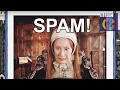 Horrible Histories Lady Jane Grey Spam Internet Safety Cbbc