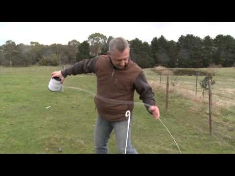 How to Build an O'Briens Strip Grazing Fence