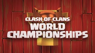 Clash of Clans World Championships 2019! More info SOON!