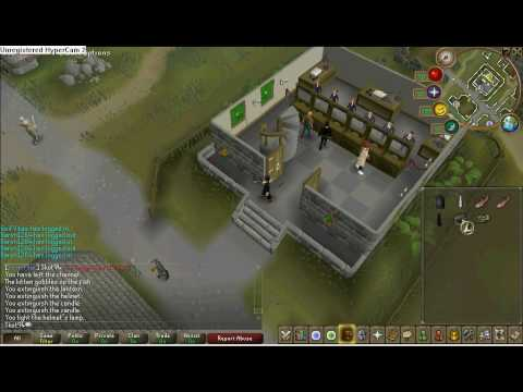 runescape how to light a candle or lantern