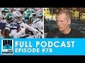 Zeke39s Issue 49ers And Texans Win Pederson39s Guarantee Chris Simms Unbuttoned Ep 78 FULL