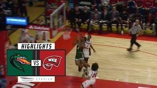 UAB vs. Western Kentucky Basketball Highlights (2018-19) | Stadium