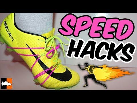 10 Easy Speed Hacks To Make You Run Faster Like Ronaldo!