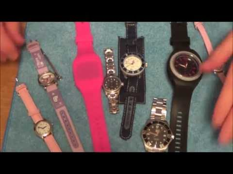 HOW TO change a WATCH BATTERY in various SNAP ON & SCREW BACK WATCHES