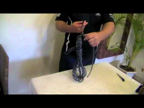 Coiling Rope