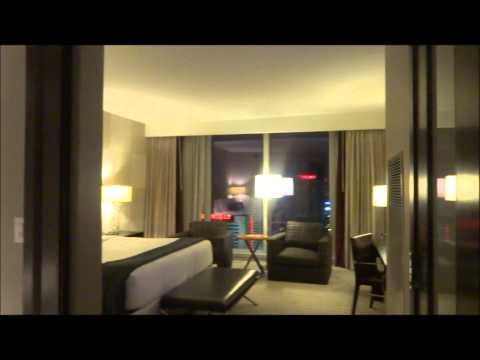 Tour of our hotel room at Revel in Atlantic City!!!