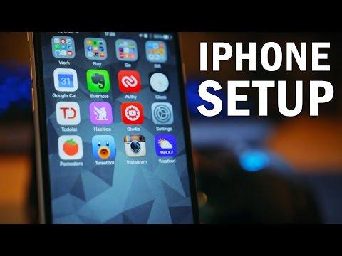 iPhone Setup for MAXIMUM PRODUCTIVITY - College Info Geek