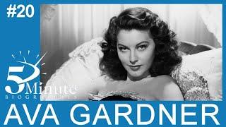 Ava Gardner Biography