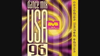 Dance Mix USA 96 (Canadian Limited Edition)