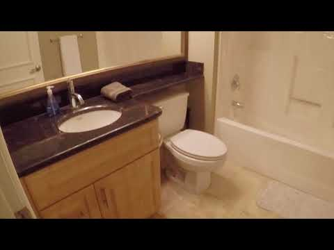 Third floor furnished condo for rent at the Meridian, near Las Vegas Strip