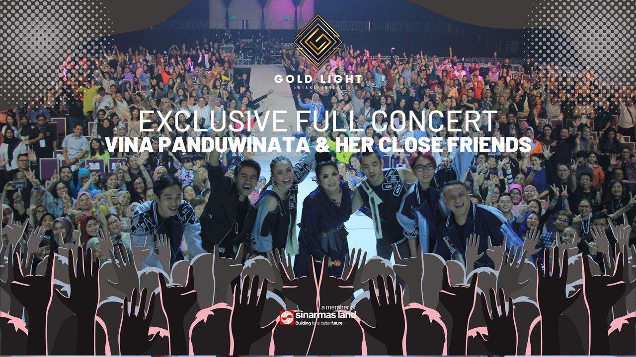 Download EXCLUSIVE FULL CONCERT - VINA PANDUWINATA & HER CLOSE FRIENDS MP3 Gratis