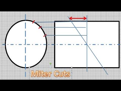 Pipefitter Miter Cuts Compilation - PipingWeldingNonDestructiveExamination-NDT