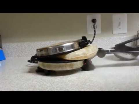 Easy oil less  roti/pulka/chapati using Rotimaker