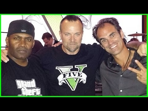 GTA V Actors of Trevor Franklin Michael interviews and Funny moments PART 2
