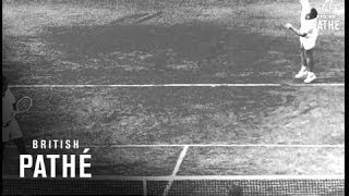French International Tennis Championship Finals (1954)