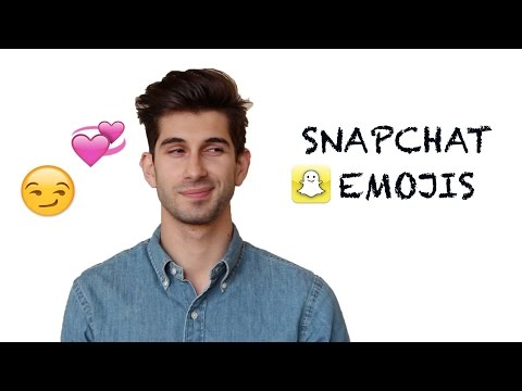 SNAPCHAT EMOJIS - What do the red and pink hearts mean?