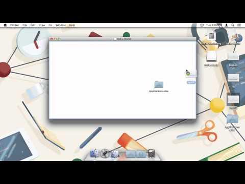 How to Create a Retina-Ready DMG-Based App Installer