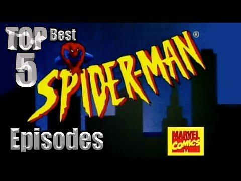 Top 5 Best Spider-Man TAS Episodes