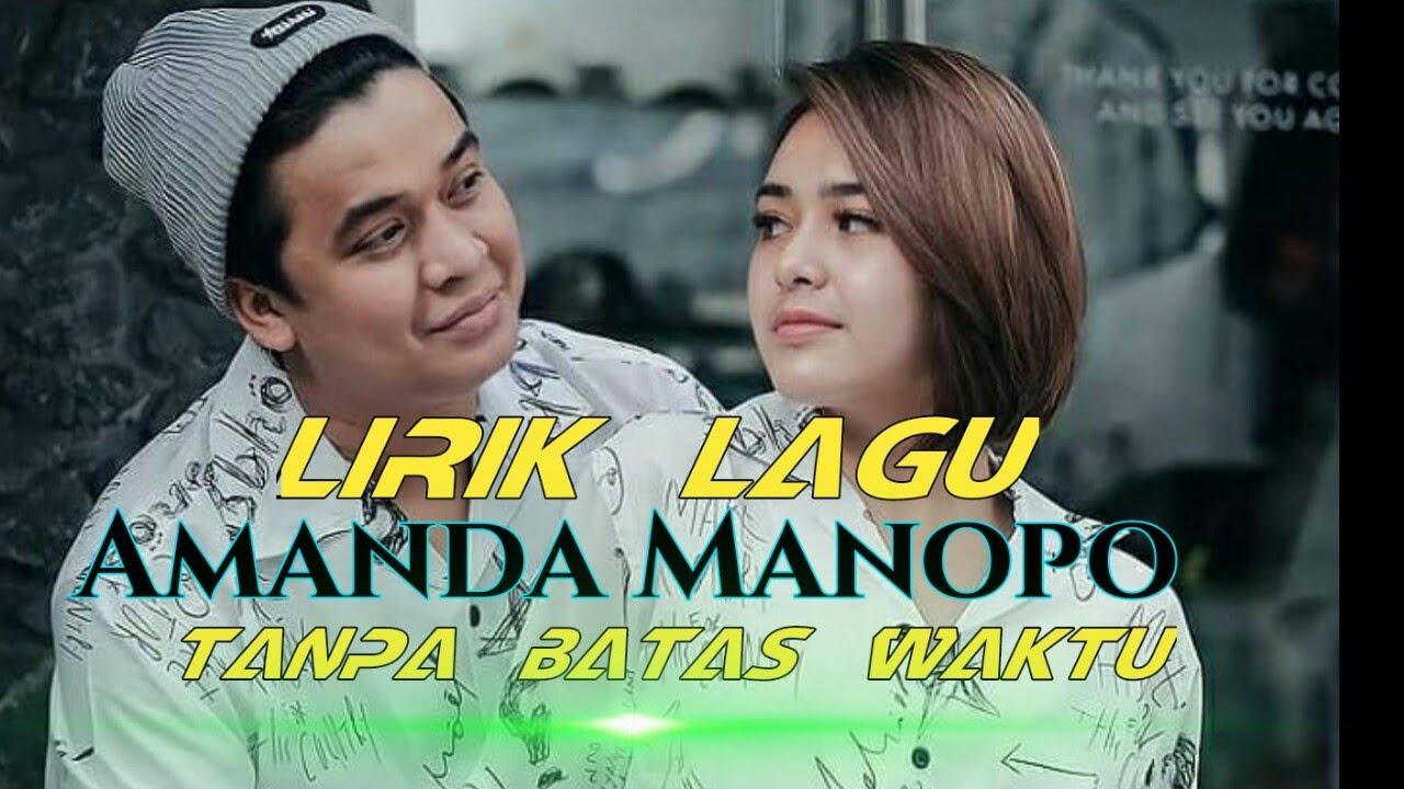 Lirik Lagu Tanpa Batas Waktu OST Ikatan Cinta - Amanda Manopo