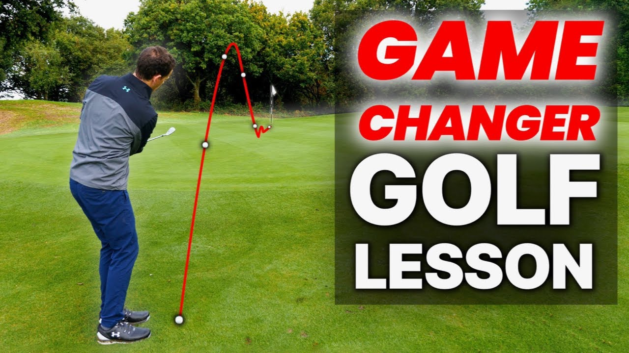 HOW TO HIT CHIP SHOTS AROUND THE GREEN - Game Changer Golf Lesson