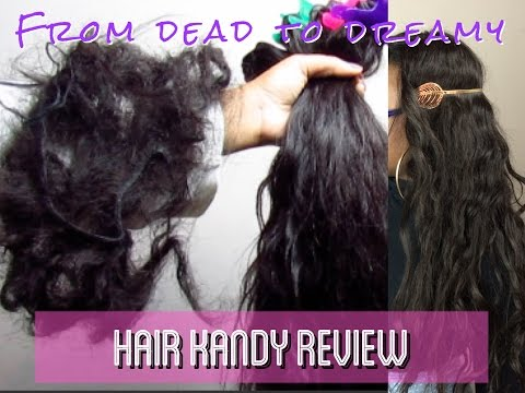 Hair Kandy Review| From Dead to Dreamy ♡