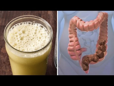 Flush Toxins From Your Body With This Homemade Colon Cleanse Juice