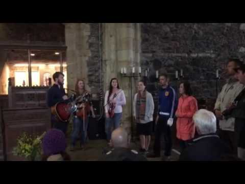 Isle of Iona Scotland - Iona Abbey
