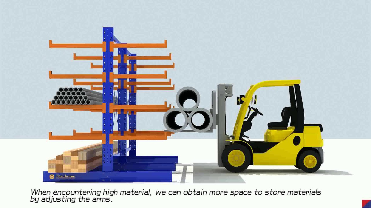 cantilever racking | cantilever rack | pipe rack system